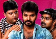 'Enakku Vaitha Adimaigal' First Look Poster