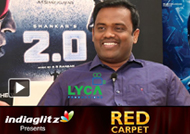 Rajini 20 is SHOT in 3D not converted like others : Lyca Production COO
