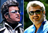 A venue change in 'AK 57' for Rajinikanth?