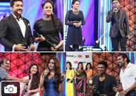 63rd Britannia Filmfare Awards South Star-Studded (Set 1)
