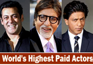 Salman Khan ahead of Shah Rukh Khan in World's Richest Celebrity List: Forbes