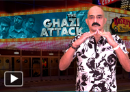'Ghazi'  Movie Review Kashayam with Bosskey