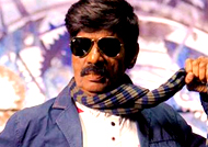 Comedy King Goundamani celebrates his birthday