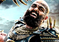 Karthi completes another milestone in 'Kaashmora'