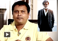 'Kabali' Publicity Designer Red dot Pawan Interview
