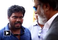 'Kabali' Movie Making