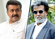 WOW ! Mohanlal associates with Rajinikanth for the first time