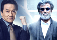 Superstar Rajinikanth to team up with Jackie Chan?
