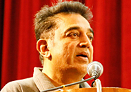 Kamal criticizes police action against Jallikattu protesters