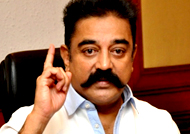 Kamal's angry reaction for arrest of his fans