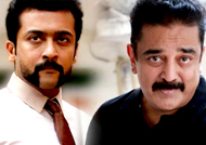 Suriya's tribute to Kamal Haasan through a teaser
