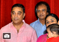 Kamal Haasan‬ honors Film News Anandhan