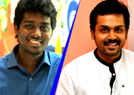 Theri ! Karthi and Atlee combo soon