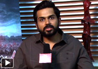 I Saw A Ghost When I Was In College : Karthi