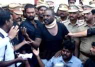 Jallikattu Protestors take Raghava Lawerence advice with two conditions