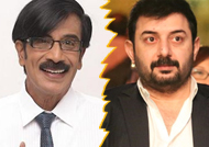 Manobala signs Arvind Swamy for his super hit sequel?