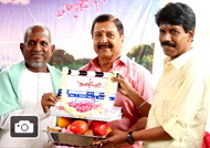 'Naachiyaar' Movie Pooja