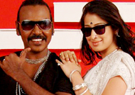 Raai Lakshmi does it only for Raghava Lawrence