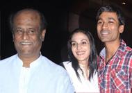 Aishwarya's long pending dream with Rajini and Dhanush
