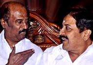 Sivakumar's positive and negative predictions about me came true - Rajinikanth