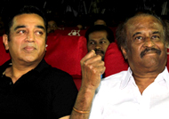 Rajini and Kamal leave the country for different reasons