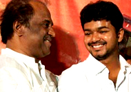 Exciting! Rajini and Vijay married their fans