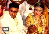 Radhika Sarathkumar daughter Rayane - Mithun Wedding Ceremony photos