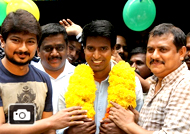 Actor Soori Birthday celebration Stills