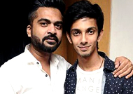 A role reversal for Simbu and Anirudh