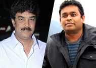 A.R.Rahman on board for the most costliest Tamil film