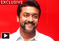 Exclusive Interview with Suriya