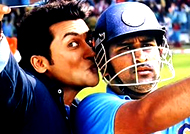 Interesting details about Dhoni's appearance with Suriya in '24'