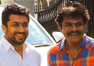 Suriya's gift to director Hari