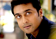 Where is Suriya going to be when '24' releases?