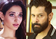 Is Tamannaah playing Trisha's favorite role opposite Vikram?