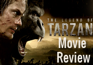 'The Legend of Tarzan' Review