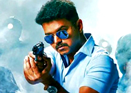 Vijay's 'Theri' creates a new record in a prominent Chennai Multiplex
