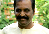 Vairamuthu admitted in hospital