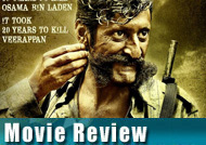 'Veerappan' Movie Review