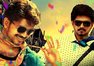 Interesting secret behind Vijay's costume in a song for 'Bairavaa'