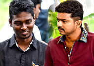 Vijay-Atlee heroine and music director revealed?