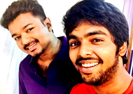 Why G.V. Prakash is a true-blue Vijay fan?