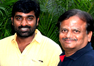 Revealed: Vijay Sethupathi and TR's characters in K.V.Anand film