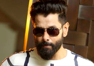 A notable change in Vikram for the remaining portions of 'Iru mugan'