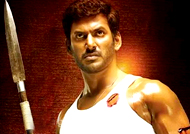 Vishal suffers severe injury in shooting spot
