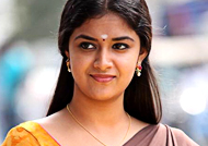 Keerthy Suresh to play the female lead in the blockbuster sequel