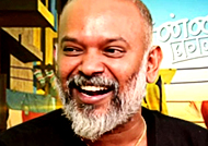 Venkat Prabhu introduces a Brawny Beauty from Kerala