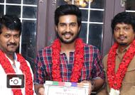 Vishnu Vishal Studio Production No.3 Movie Pooja