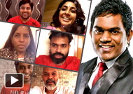 'Chennai 600028 2' team's Birthday wishes to Yuvan Shankar Raja