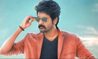 Sivakarthikeyan's first production hits a major milestone!